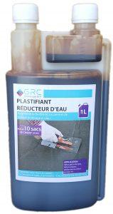 Plastifiant reducteur d eau