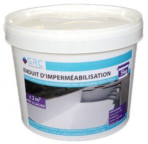 enduit impermeabilisation