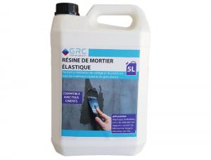 résine de mortier elastique